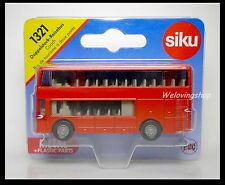 Siku 1321 DOPPELSTOCK REISEBUS Double Decker Coach Bus Diecast Car NEW