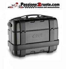 Maleta bauletto Monokey moto Tronco De Maleta Givi TRK33B Trekker 33 negro black