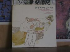 NONESUCH EXPLORER, MUSIC OF DISTANT CORNERS OF WORLD LP