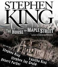 The House on Maple Street : And Other Stories by Stephen King (2009, CD,...