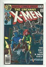 MARVEL (1963 SERIES) UNCANNY X-MEN #114 SAVAGE LAND VF+