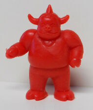 VINTAGE! 1980's Mattel MUSCLE Men #032-Kington-Red Color