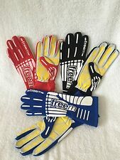 FreeM Karting Spider Touch  Gloves - Select Sizes Avail.  Blue Red Black
