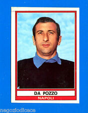 CALCIATORI 1973-74 Panini - Figurina-Sticker n. 234 - DA POZZO - NAPOLI -Rec