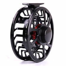 Aluminum 9/10 Weight Fly Reel Exclusive CNC Machined Super Light Fishing HVC