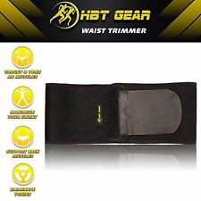HBT GEAR Waist Trimmer Body Shaper Belly Slimming Ab Training Belt Fat Burner