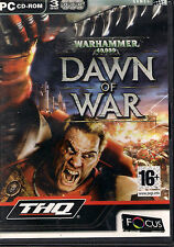Warhammer 40,000: Dawn of War (PC, 2004) ~