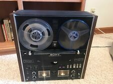 Sony TC-580 Bilateral Reel-to-reel magnetic Tape Recorder.
