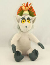 The Penguins of Madagascar King Julien Plush Stuffed Animal Toy New