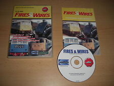 FIRES & and WIRES Pc Cd Rom Add-On Expansion Microsoft Train Simulator Sim MSTS