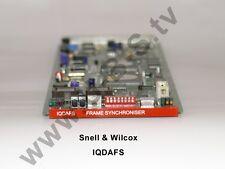 Snell & Wilcox IQDAFS - SDI Frame Synchronizer