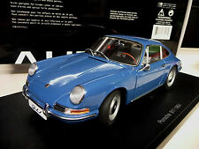 AUTOART 1:18 Porsche 911 1964  blue  FREE SHIPPING  WORLDWIDE