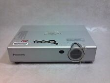 Panasonic PT-LB10VU LCD Projector Home Theater w/ Power Cord & VGA Cable & BAG