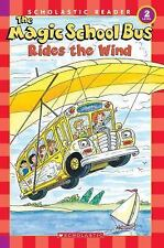 Paperback:Magic School Bus Science Reader:The Magic School Bus Rides the Wind