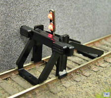 GM55 Gaugemaster OO Scale Buffer Stop OO Scale with Light