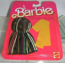 vintage 1984 Superstar era MOC MIP moc BARBIE Fashion Extras #4907