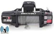 X2O 12K GEN2 Wireless remote Winch Smittybilt 12.000 lb Winch waterproof 97512