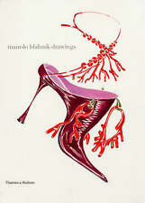 Manolo Blahnik Drawings-ExLibrary
