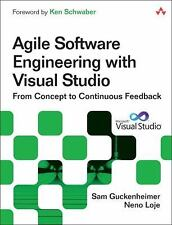 Agile Software Engineering with Visual Studio: From Concept to Continu-ExLibrary
