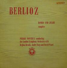 "Berlioz(2x12"" Vinyl LP Gatefold)Complete Romeo And Juliet--SCM 57-UK-Ex/Ex"