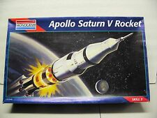 Vintage Revell Monogram 1/144 Apollo Saturn V Rocket