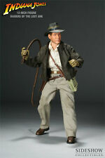 RAIDERS OF THE LOST ARK~INDIANA JONES~SIXTH SCALE FIGURE~LE 7500~SIDESHOW~MIB