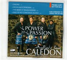 (GR961) The Power And The Passion, Caledon - 2005 DJ CD