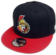 New Era NHL Ottawa Senators 2 Tone Snapback Cap Kappe 9fifty Basecap Mens Herren