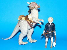 STAR WARS BLACK SERIES HAN SOLO & TAUNTAUN 6 IN. LOOSE COMPLETE