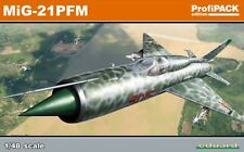 EDUARD MODELS 1/48 MiG21 PFM Fighter (Profi-Pack Plastic Kit) EDU8237