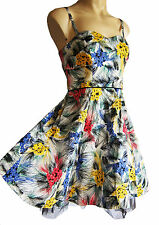 JAMEELA JAMIL RETRO FIFTIES STYLE BONED CORSET MINI PROM DRESS,10,Rockabilly new