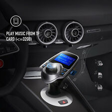 Bluetooth FM Transmitter USB Car Charger Wireless Car Kit for iPhone 7 6s 6splus