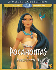 PRE  ORDER: POCAHONTAS 2-MOVIE COLLECTION - BLU RAY - Region A - Sealed