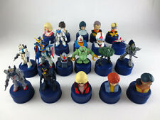 BANDAI GUNDAM PEPSI BOTTLE CAP COLLECTION 21 SET