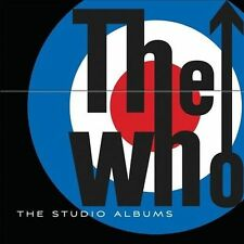THE WHO - THE STUDIO ALBUMS 180 GRAM LIMITED EDITION 14 LP BOX SET [BRAND NEW]