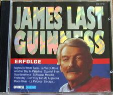 CD: James Last-Guinness James Last der Rekorde***orig.Blue Chip Guinness