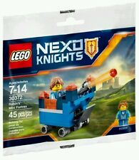 Lego Nexo Knights Robin's Mini Fortrex 30372 with Intro Pack 5004388 Polybags