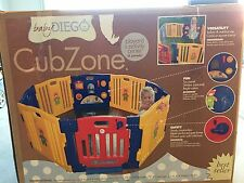 Baby Diego Cub Zone Play yard **SALE**