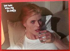 David Bowie-el hombre que cayó a la Tierra-Promo #P6 - tarjetas imparable 2013