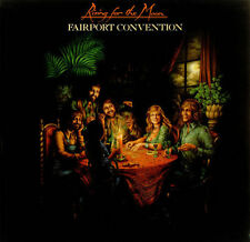 fairport convention - rising for the moon + 4 bonus  -( UK 1975 ) CD