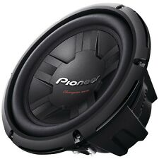 "PIONEER TS-W261S4 10"""" 1,200-Watt 4_ Champion Series Subwoofer (Single Voice Coi"