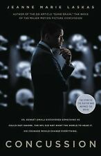 Concussion (Movie Tie-In Edition) by Jeanne Marie Laskas (2015, Paperback)