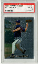 1997 Bowman's Best Roy Halladay True Rookie Card PSA 10 Gem Mint Phillies Ace