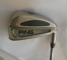 PING S59 Green Dot 6 IRON   Dynamic Gold S400 Stiff Steel Shaft, Lamkin Grip