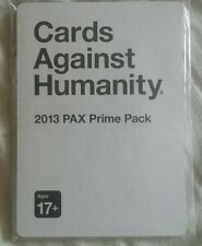 Cards Against Humanity Pax Prime 2013 Booster Pack New Sealed