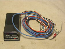 vintage 3M Oil Sentry A11 electronic monitor vehicle car light device