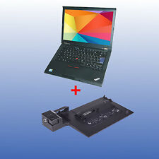 Lenovo ThinkPad T410 i5 520M 2,4GHz 4GB 320GB Win7 Pro 64 Bit + Docking 4337