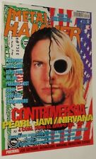 METAL HAMMER # 71 / PEARL JAM NIRVANA PARADISE LOST SEPULTURA IRON MAIDEN MR BIG