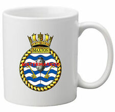 HMS MAXTON COFFEE MUG