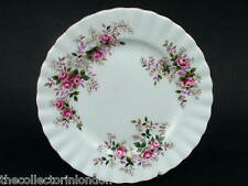 Royal Albert Lavender Rose Pattern Side / Bread Plates 16cm Used Condition 1st